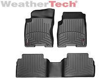 WeatherTech® Floor Mats FloorLiner for Nissan Rogue - 2008-2013 - Black