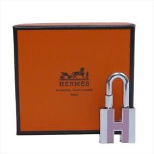 Authentic HERMES Cadena limited Silver Brass #5416