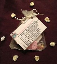 BRIDESMAID SURVIVAL KIT - WEDDING GIFT BRIDESMAIDS MAID OF HONOUR FLOWER GIRL