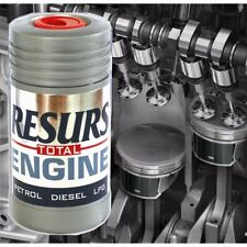 RESURS TOTAL ENGINE OIL For Petrol Diesel LPG Restoration Engine Technology