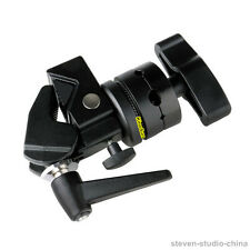 Grip Gobo Head with Super Clamp 035 for light modifier flag scrim cutter
