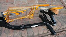 Ruger 10/22 NOMAD GLOSS AUTUMN AMBIDEXTROUS Stock 2 STUDS FREE SHIP REAL PIC 916