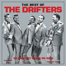 Drifters - The Best Of - Greatest Hits (3CD 2016) NEW/SEALED