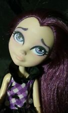 OOAK Ever After Monster High Picnicking Raven Queen Repaint By J.S.A.L.