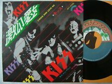 KISS C'MON AND LOVE ME / 7INCH CLEAN COPY