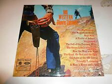 GEOFF LOVE & HIS ORCHESTRA - Big Western Movie Themes - 1969 UK 12-track LP