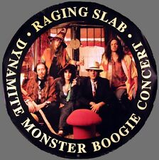 RAGING SLAB 1993 MONSTER BOOGIE RARE PROMO POSTER ORIGINAL