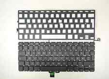 "Norwegian Keyboard&Backlit for MacBook Pro 13"" A1278 2009 2010 2011 2012 Unibody"