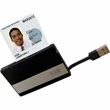 SGT114 USB Smart Card, CAC, SIM and Multi Memory SDXC Reader
