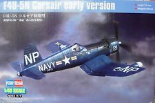 HOBBYBOSS 80390 F4U-5N CORSAIR EARLY VERSION 1:48 MODELLBAUSATZ - NEU