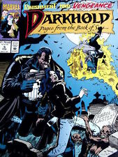 Darkhold : Pages from The book of SINS n°5 1992 ed. Marvel Comics   [G.219]