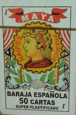 SPANISH PLAYING CARD Deck50 Naipes Cartas Baraja Española Santeria TarotWicca
