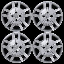 "4 New for 2007-2012 Sentra Bolt On 16"" Wheel Covers Lug Hub Caps Full Rim Skins"