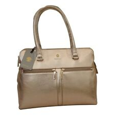 Modalu Metallic Gold Leather Multiway Bag - ''Pippa' - RRP £299 - NEW