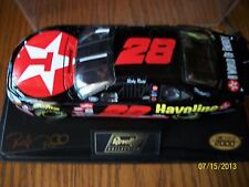 Ricky Rudd Havoline #28 ford taurus with display case