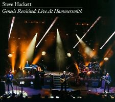 HACKETT,STEVE-GENESIS REVISITED: LIVE AT HAMMERSMITH (W/DVD) CD NEW