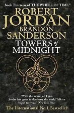 Towers Of Midnight: Signed-ExLibrary