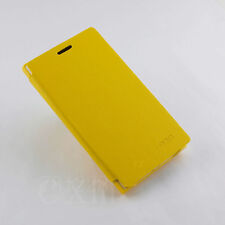 New Luxury Flip Book Leather Hard Back Case Cover For Nokia Lumia 920