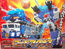 "God Ultra Magnus C-023 from Robots in Disguise by Takara / Tomy NEW ""SEALED"""