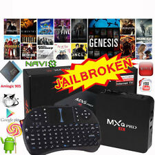MXQ PRO 4K S905 Quad Core Android 5.1 Smart TV Box Fully Loaded Keyboard US