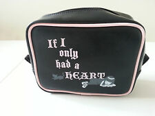 Emily The Strange Makeup Purse Cosmetic Zip Case Gothic Punk Lolita