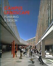 CAMPUS LANDSCAPE PLANNING & DESIGN - MICHAEL HERZ (HARDCOVER) NEW