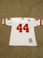 John RIGGINS Mitchell And Ness Throwback Jersey, Redskins, Size 54 2x