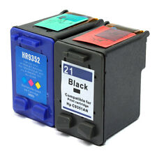 2PK ink for HP 21 22 F2110 F2120 F2140 F2200 F2210 F2240 F300 F335 F340 F380