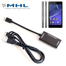 MHL to HDMI TV-out for Google Galaxy Nexus Adapter HDTV