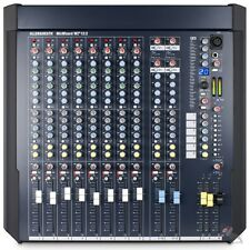Allen & Heath Mixwizard WZ412:2 Desk/Rack Mountable Mixing Console Mixer