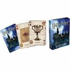 Harry Potter Symbols Playing Cards Magic of the Wizarding World Offical Deck New