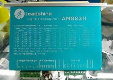 AM882H Leadshine Stepper Motor Driver 80V 8.2A with Sensorless Detection used an
