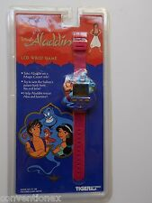 Tiger Electronics Aladdin LCD Wrist Watch Game