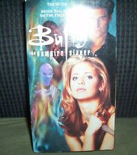 Buffy the Vampire Slayer - The Witch/ Never Kill A Boy VHS Interviews w/ Creator