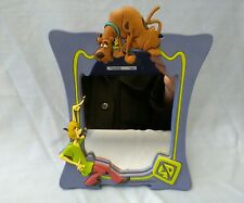 """Scooby doo kids mirror with shaggy on it to. 1999. approx size 7""""1/2 inches good"""