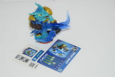 Skylanders Trap Team SNAP SHOT Loose Figure with Card and Sticker / Code