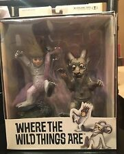 Where The Wild Things Are Action Figure  Max And Goat Boy Unopened  New