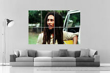 BOB MARLEY   Wall Art Poster Grand format A0 Large Print 04