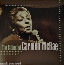 Carmen McRae - The Collected Carmen McRae (CD, 1998, RCA Victor) MINT 10/10