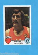 SPORT SUPERSTARS/EURO FOOTBALL 82-PANINI-Figurina n.53- TKATCHENKO - URSS -Rec