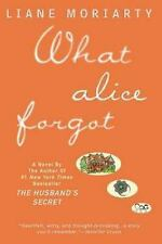What Alice Forgot by Moriarty, Liane