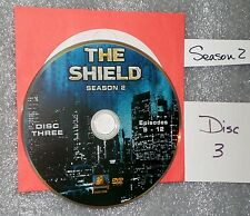 Replacement Disc # 3 The Shield Second Season DVD Just This Disc NOT the SET