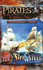 WIZKIDS PIRATES : FIRE & STEEL 18 x BOOSTER PACKS NEW SEALED
