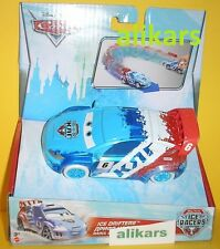 RAOUL CAROULE - ICE DRIFTERS Racers Pull-Back Plastic Car Disney Cars toy Mattel
