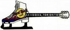 Hard Rock Cafe SKYDOME TORONTO 2002 ICE SKATE GUITAR PIN - HRC Catalog #15231