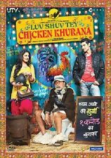LUV SHUV TEY CHICKEN KHURANA ORIGINAL OFFICIAL BOLLYWOOD DVD - FREE POST