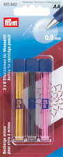 Prym Refills for cartridge pencil assorted colours  18pc