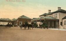 Railway Station Hove unused old pc Pictorial Centre No 50