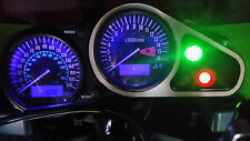 BLUE KAWASAKI zx9r c1 c2 led dash clock conversion kit lightenUPgrade