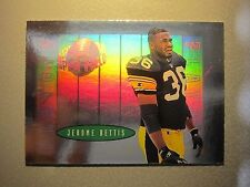 *Rare* 1996 Playoff Contenders Open Field Foil #36 Jerome Bettis G